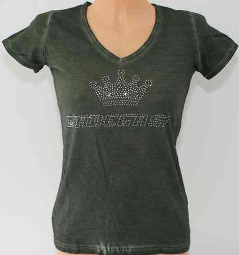 JN 975, T-Shirt Women / Strass